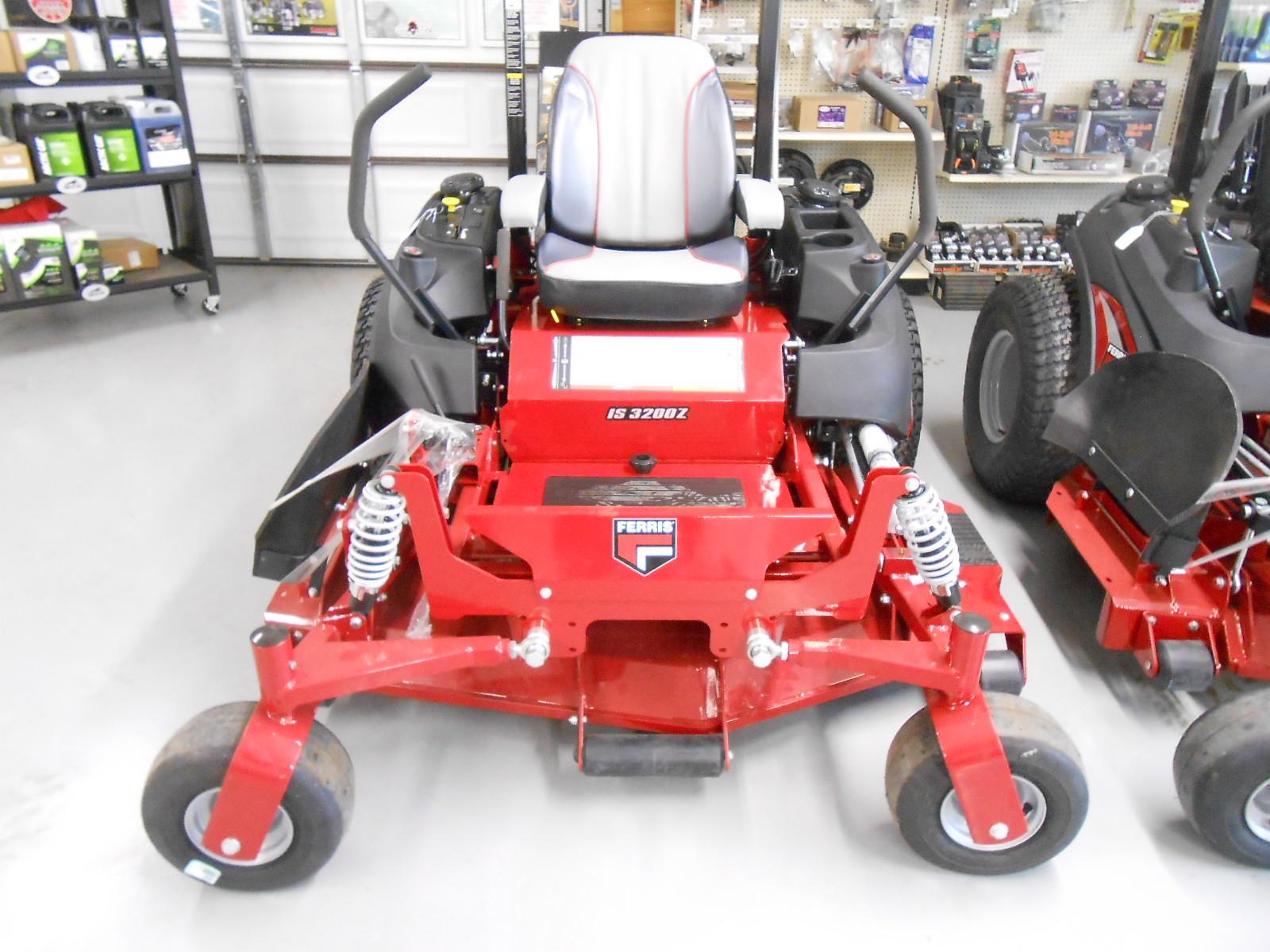 Ferris IS 3200 Z Zero Turn Mower 37hp Vanguard Big Block EFI Oil Guard 61