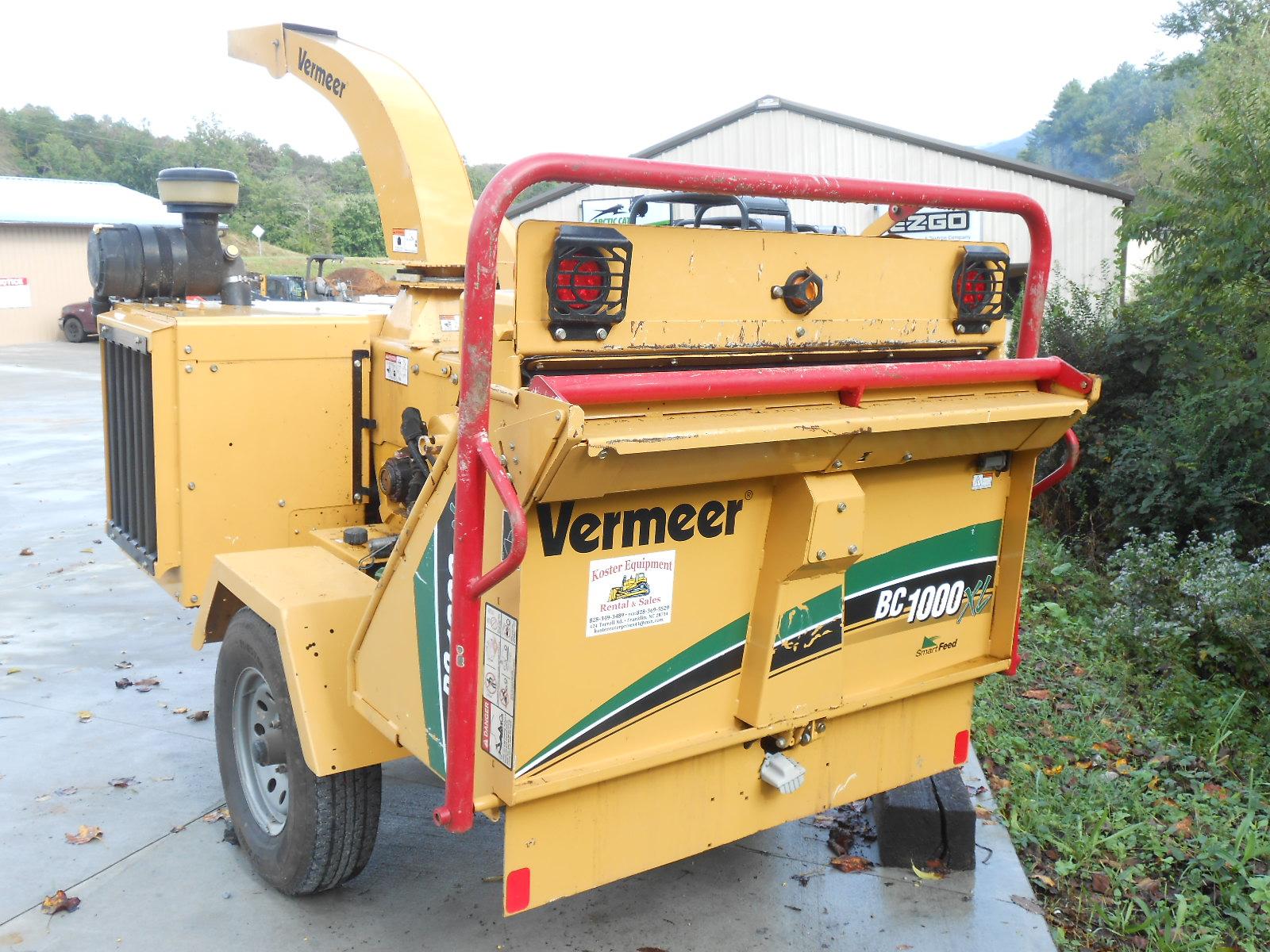 Vermeer BC1000XL