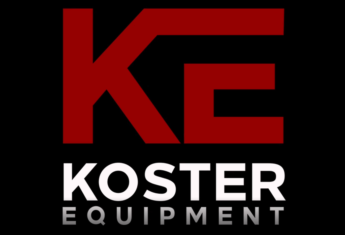 Koster Equipment Sales & Rental